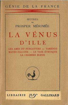 Resultado de imagem para merimee la venus d'ille rare book
