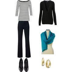 Travel Outfit from Polyvore