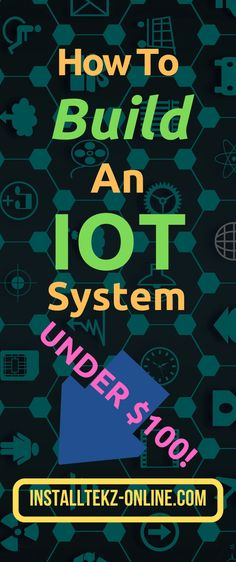 "A beginner's guide showing just how YOU can create your very own ""Internet Of Things"" systems at home, and it doesn't need to break the bank! Iot Projects, Create Yourself, Internet, Building, Buildings, Construction, Architectural Engineering"