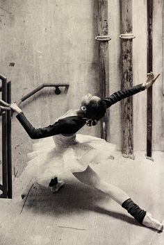 Christine Rocas - Joffrey Ballet, by Gina Uhlmann.