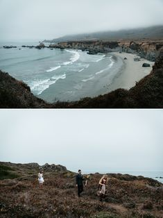Kaitlyn and Matt Intimate Big Sur Wedding by Paige Nelson Photography When I Get Married, I Got Married, Big Sur Wedding, Wedding Day, Moving In Together, Getting Engaged, Intimate Weddings, Beach, Photography