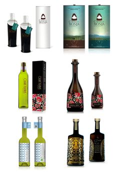 Un paseo por el trabajo de la diseñadora Isabel Cabello, experta en el diseño del packaging de aceite de oliva.
