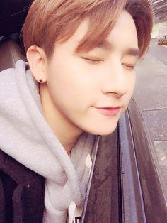 Changkyun so cute~