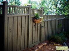 7 Natural Cool Tips: Horizontal Fence Pool fence and gates entrance.Corrugated Iron Fence fence and gates modern.Fence And Gates Kids. Wood Privacy Fence, Brick Fence, Front Yard Fence, Diy Fence, Bamboo Fence, Cedar Fence, Fence Landscaping, Fence Gate, Fence Ideas