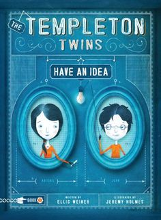 Today's Kindle Kids Daily Deal is The Templeton Twins Have an Idea ($1.99), by Jeremy Holmes and Ellis Weiner.