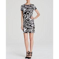 MICHAEL Michael Kors Sequin Paisley Dress ($250) ❤ liked on Polyvore