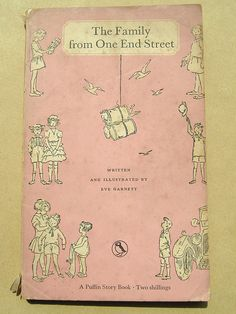 The Family From One End Street (front), via Flickr.
