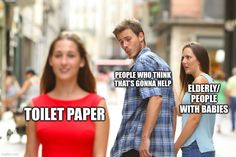 A Distracted Boyfriend meme. Caption your own images or memes with our Meme Generator. Deepika Padukone, Andrea Nahles, Donald Trump, Mr T, Die Queen, Prinz Charles, Teenage Guys, Bollywood, Boyfriend Memes