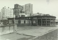 Photograph from the Local History collection Royal Pavilion & Museums, Brighton & Hove Brighton Sea, Brighton And Hove, Royal Pavilion, South East England, Home Again, Beach Bars, Local History, The Locals, Museums