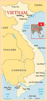 About Vietnam's history, culture and religion. Great page for a unit study idea..