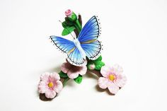 Hey, I found this really awesome Etsy listing at https://www.etsy.com/listing/237680494/natures-beautiful-butterflies-lenox