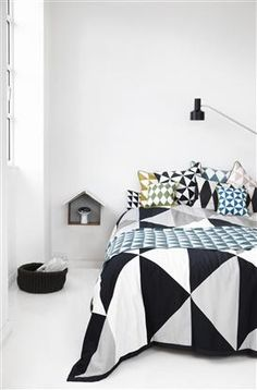 Remix Bed Cover from Ferm Living