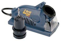 Drill Doctor Drill Bit Sharpener Home Garden Power Tools Garden Power Tools, Belt Grinder, Grinding Machine, Home Workshop, High Speed Steel, Knife Making, Wood And Metal, Drill Bit, 3 D