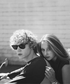 Tate & Violet...American Horror Story
