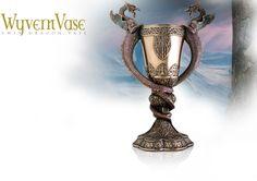 NobleWares Image of Wyvern Vase YT 7616 by YTC Summit