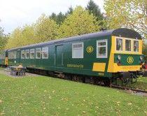Da treno incasa.Accade in Belgio, nella Station Racour: qui le due carrozze del treno M2 che fino al 1990 trasportavano regolarmente i passeggeri sono diventate case vacanza quattro stelle.    I d