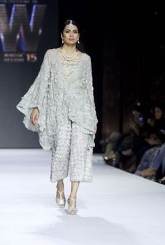 Nida Azwer Fashion Pakistan Week day 2