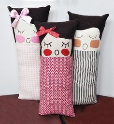 Travel Pillows Sewing Pattern