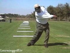 Moe Norman - Ein-ebene Simpel Golf schwung.