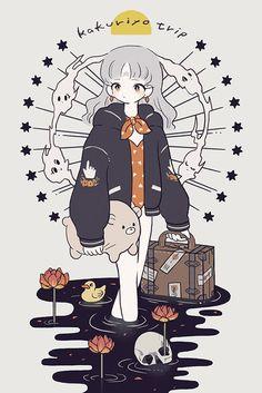 July 29 2018 at Anime Kunst, Anime Art, Vaporwave Art, Funky Art, Kawaii Art, Religious Art, Aesthetic Art, Cute Drawings, Cute Art