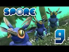 Spore Ep 7 - CONQUEST and CONQUER - YouTube