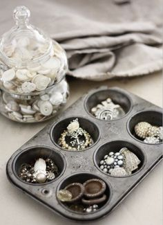 Cool and certainly thrifty Jewelry Storage Ideas
