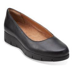 Women's Clarks Daelyn Towne Leather (US Women's 5 M (Regular))