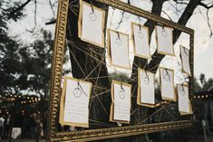 Rustic Table Plan - Abruzzo Italy Wedding With Bride In Bespoke Embellished Dress And Groom In Dsquared Suit With Rustic Styling And Images by Atlas Wedding Stories