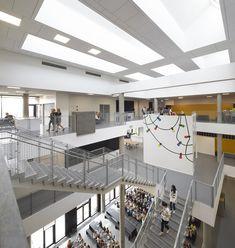 Gallery of Frederiksbjerg School / Henning Larsen Architects + GPP Architects - 2