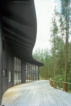 Villa Musu / Sanaksenaho Architects