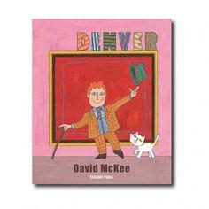 """""""Denver"""" (David McKee). Editorial: Océano Travesía. Edad recomendada: A partir de 8 años."""