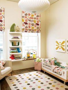 Soft & Modern Girl's Bedroom