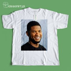 Koszulka Usher. #music #popmusic #tshirt #usher