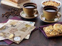 Coffee and cookies = goodfoodmood