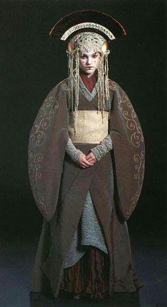 Amidala - Kimono outfit