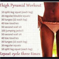 Thigh workout #thigh-workout #workout #fitness