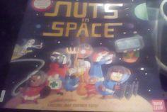 Nuts In Space by Elys Dolan