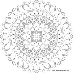 geometric pattern coloring pages - Google Search