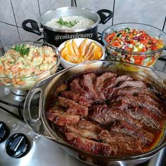It has seasoned white rice mayonnaise vinaigrette and diaper oven in the morning - Carbohydrates Food List - Clean Recipes, Cooking Recipes, Healthy Recipes, Diet Recipes, Carbohydrates Food List, Food Wishes, Food Goals, Aesthetic Food, Food Cravings