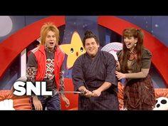 J-Pop Talk Show: Samurai Sword Enthusiast - Saturday Night Live