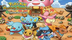 pokemon mystery dungeon wallpaper - Google Search