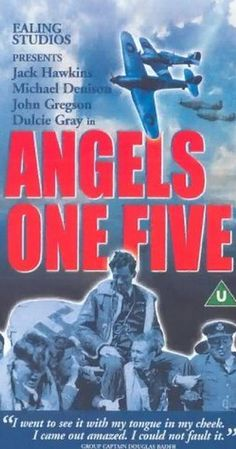 Angels One Five starring Jack Hawkins, Michael Denison, Dulcie Gray and John Gregson. Angel Episodes, Tv Episodes, Tv Series 2017, War Film, Turner Classic Movies, Hd Movies Online, Episode Guide, Film Posters, Poster