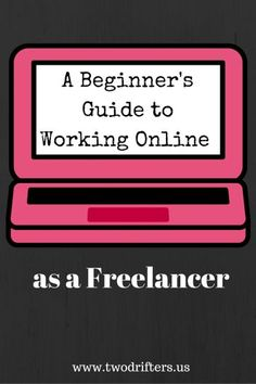 Want to get started on the path of the digital nomad? Here's a comprehensive guide if you have no idea where to begin. Two Drifters Travel Careers, Travel Jobs, Work Travel, Travel Hacks, Travel Ideas, Quitting Your Job, Work Abroad, Online Work, Traveling By Yourself