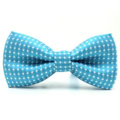 Cute blue & white bowtie High quality /Lovely bowtie/ free size / new Accessories Polka Dot Bow Tie, Polka Dots, Childrens Ties, Boys Bow Ties, Boys Accessories, Little Girls, Blue And White, Trending Outfits, Unique Jewelry