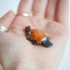 Le Happy Platypus Totem by le animalé
