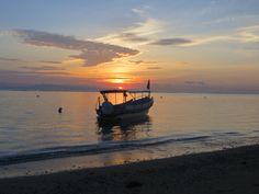 sanur  / sunset