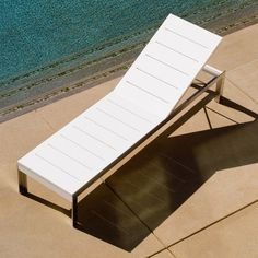 Modern Outdoor Etra Chaise Lounge | AllModern