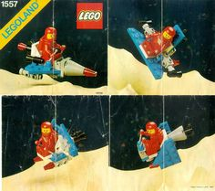 Space LEGO - yeah!