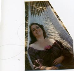 decades ago at Renaissance Pleasure Faire in California, at Lucinda's Hammocks in Witches Woods in Agoura on Paramount Ranch.