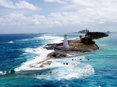 Nassau, Bahamas Even though I have already been here, it was beautiful and I wouldn't mind visiting again :)